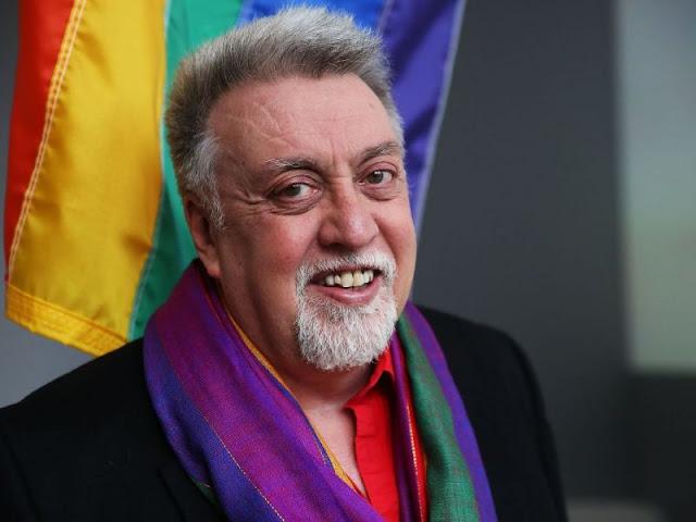Gilbert Baker el creador de la bandera del orgullo gay