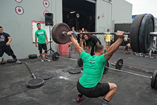 nox training crossfit
