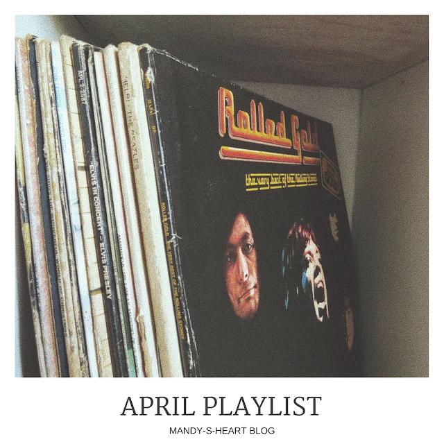 WHAT'S ON MY PLAYLIST| #VOLUME APRIL 2018