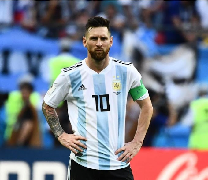 Lionel Messi given three-month ban and £41k fine over his claims Copa America was 'corrupt' and 'set up for Brazil to win'