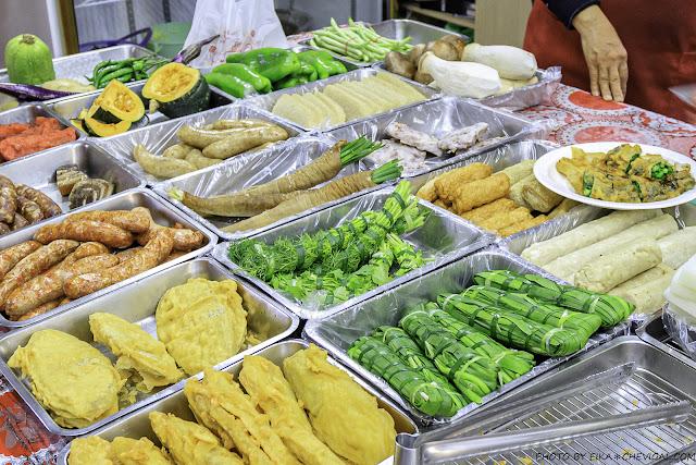 MG 1221 - 丁記炸粿蚵嗲,古早味炸粿種類超豐富,內用還有豬血湯可以無限喝到飽!