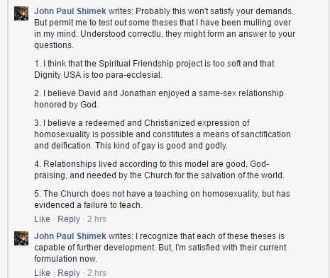blogs gay catholic