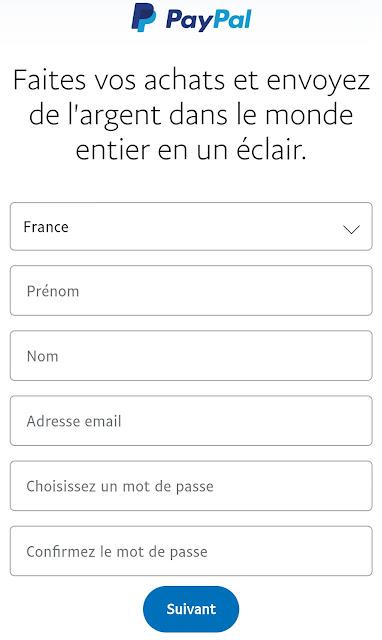 Comment créer un compte PayPal et enregistrer votre carte bancaire