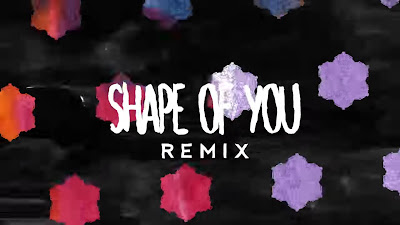 Ed Sheeran - Shape Of You Ft Zion & Lennox ( Latin #Remix )[ #Official #Lyric #Video ]