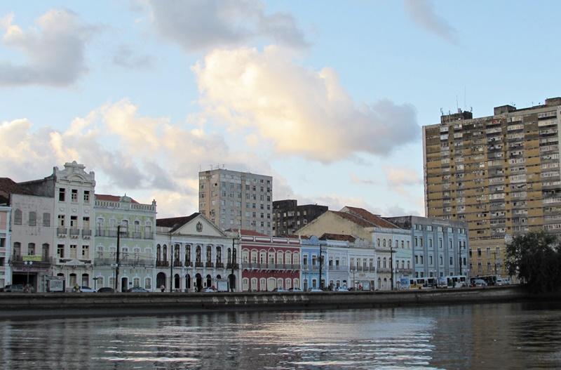 Passeio de Barco Rio Capibaribe, Recife