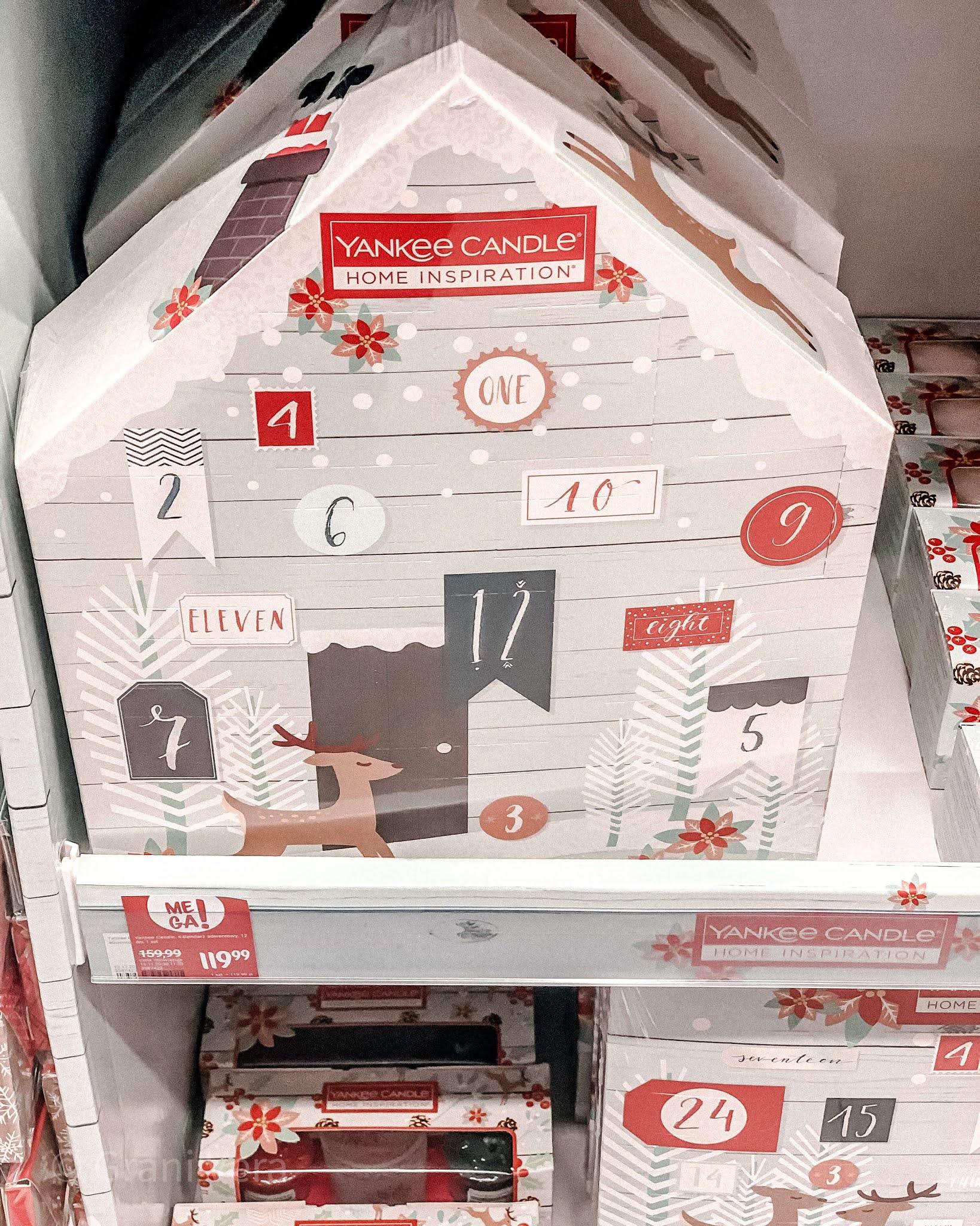 Kalendarze Adwentowe Yankee Candle W Rossmannie Granivera Com Kobiecy Blog Z Nutka Lifestyle