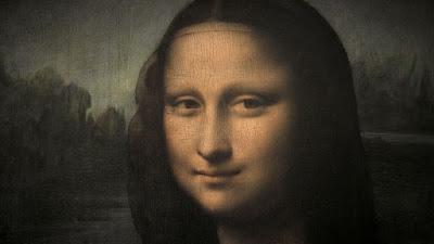 Mona Lisa del Giocondo, uma das obras mais famosas de Leonardo Da Vinci - Divulgação