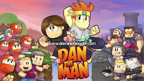 Juego Dan The Man para Android