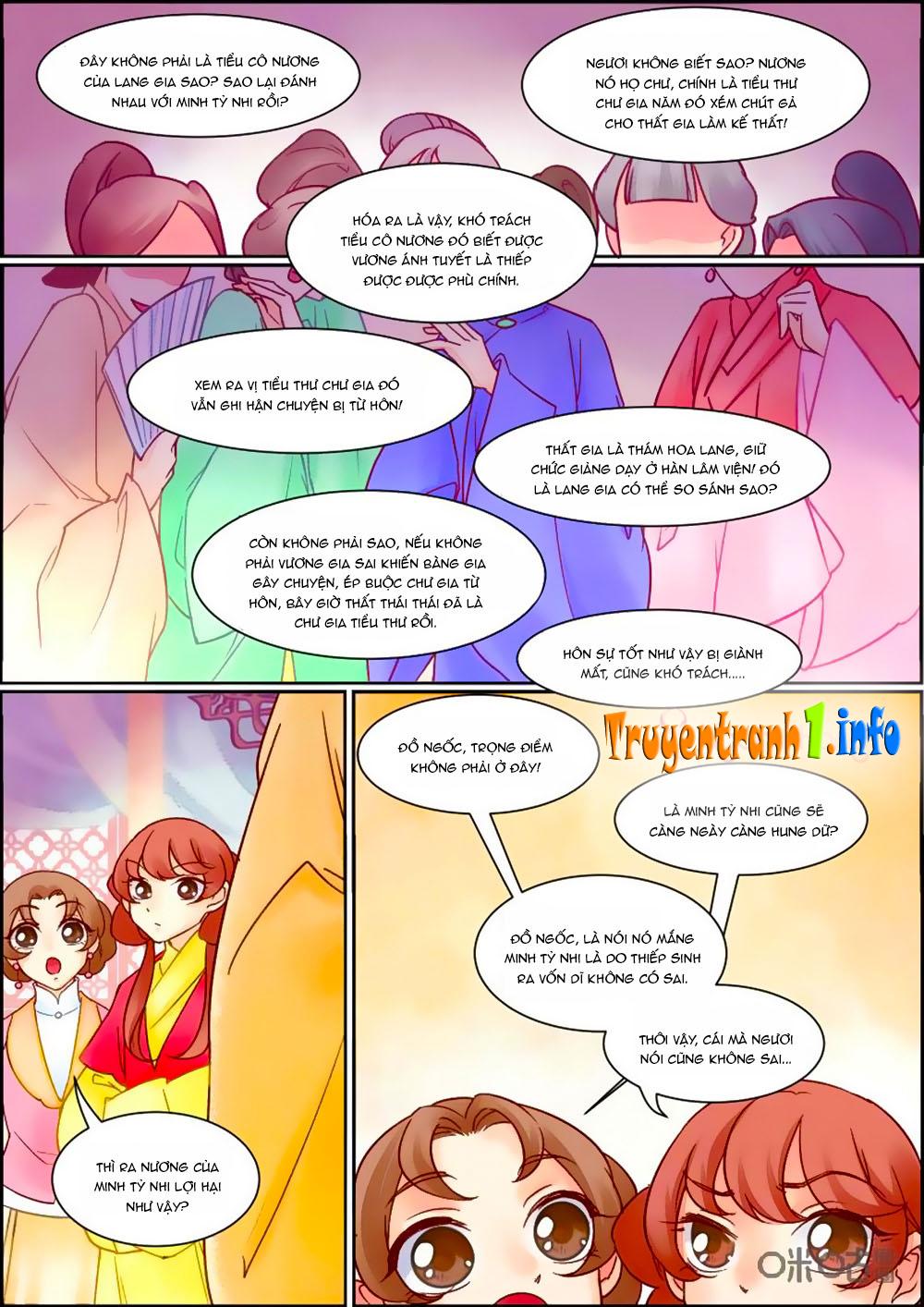 Cửu Trùng Tử chap 77 - Trang 5