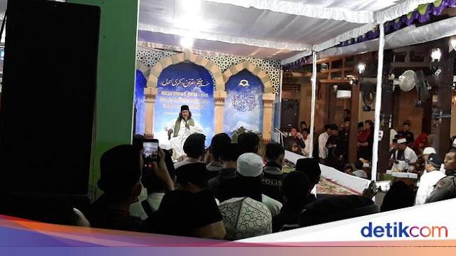 Kedua Kalinya, Gus Muwafiq Minta Maaf Kepada Umat Islam dan Mohon Ampun Kepada Allah