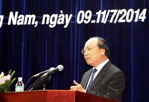 Thư của cán bộ hưu trí Quảng Nam gửi Tổng Bí thư Nguyễn Phú Trọng về ông Nguyễn Xuân Phúc