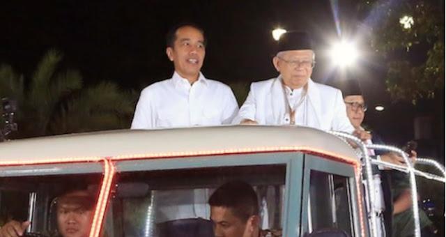 Yang Bikin NU Makin Lemah Itu Jokowi