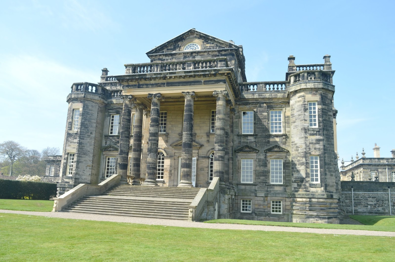 National Trust in the North East - Seaton Delaval Hall