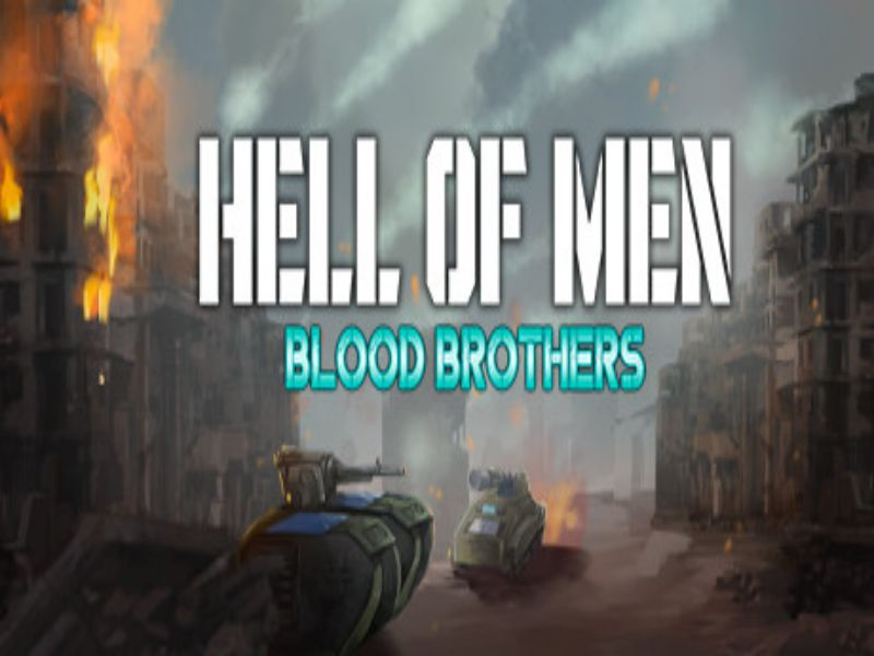 Download Hell of Men Blood Brothers Game PC Free