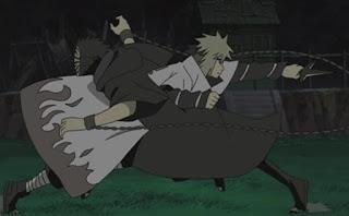 Ayah Naruto, Minato, Kelahiran Naruto, Naruto Shippuden