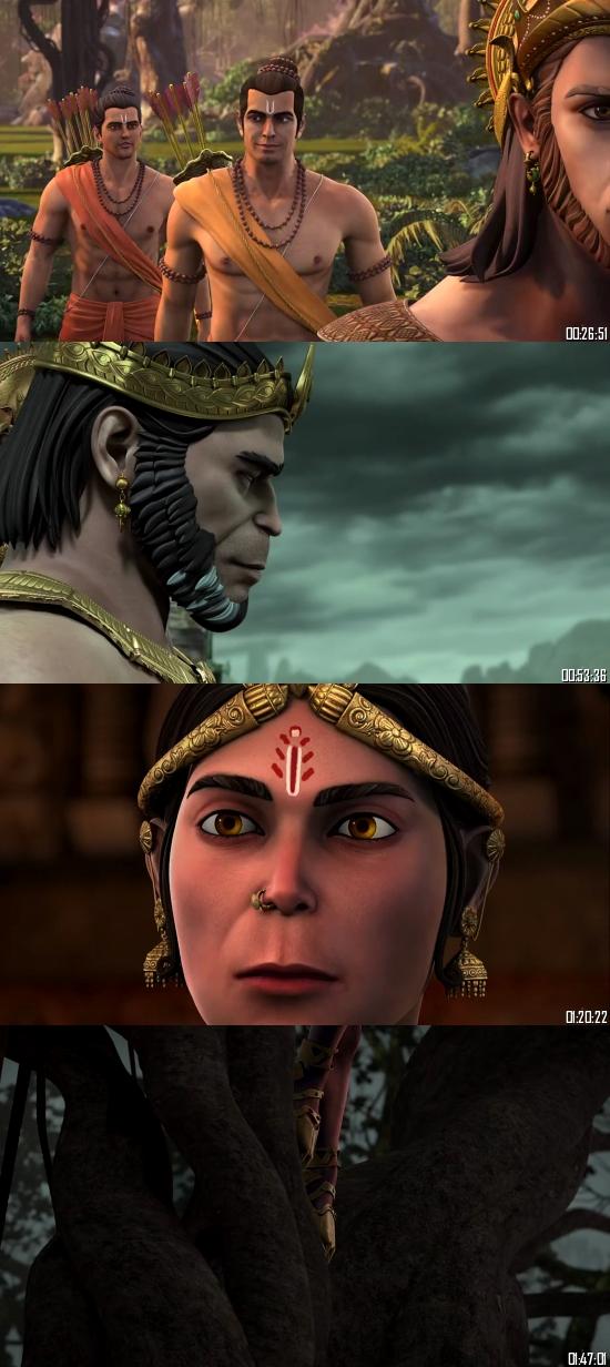 The Legend of Hanuman 2021 S01 Hindi WEB Series 720p 480p WEB-DL