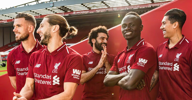 LIVE Streaming Liverpool Liga Inggris 2019/2020