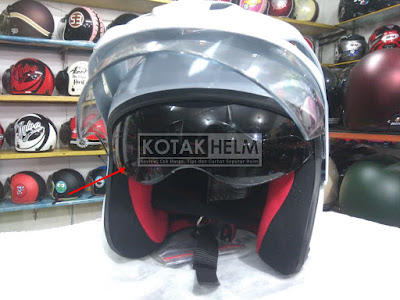 Double Visor Dark