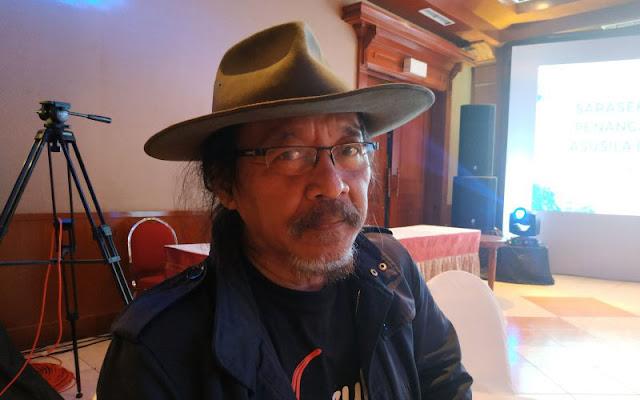 Sujiwo Tejo Soal PSBB: Gajah di Mal Tak Tampak, di Peribadatan Tampak