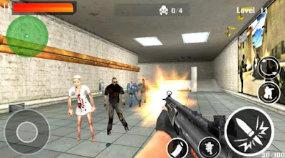 Gun Strike Blood Shoot Mod Apk Unlimited Money