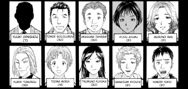Download Ghost School Building Murder Chapter 4 – 8