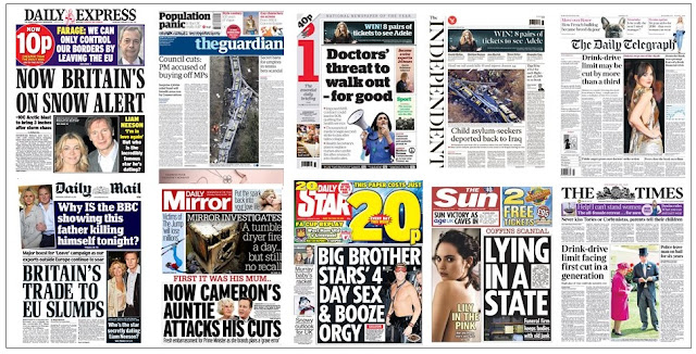 front pages 10-02-16
