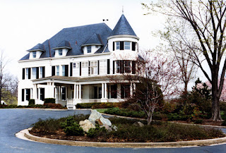 Number One Observatory Circle VP residence