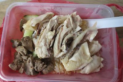 169 Hainanese Chicken Rice (169 海南鸡饭), Chinatown Food Centre