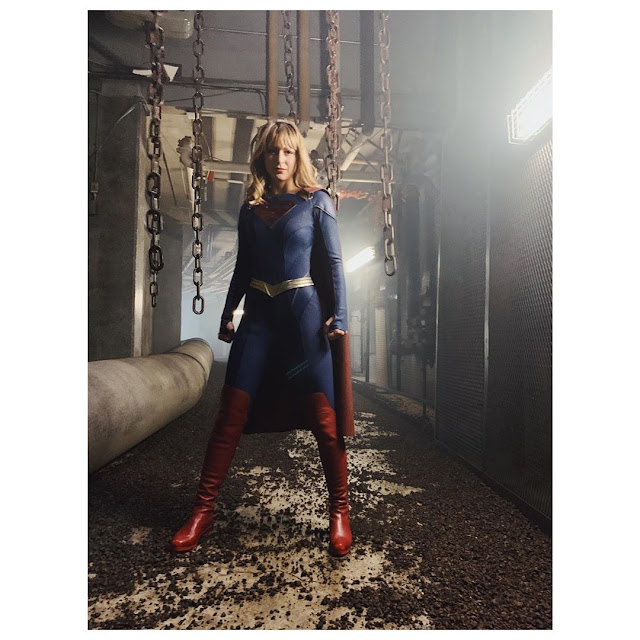 Supergirl season 5 new costume