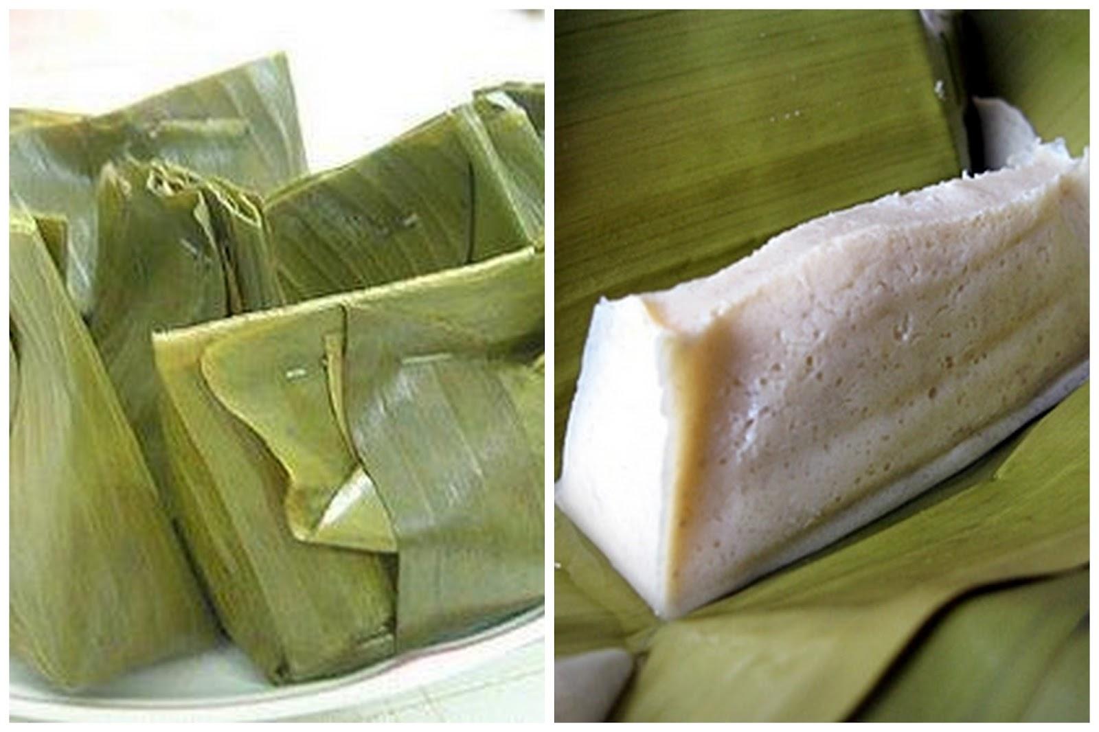 Resep Barongko Pisang  Makanan Khas Makassar