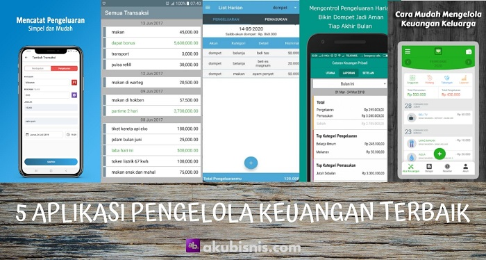 Aplikasi Pengelola Keuangan Terbaik