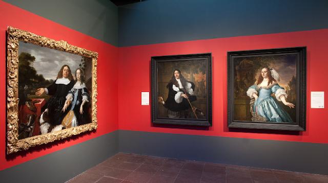Museus da cidade de Amsterdã em fevereiro