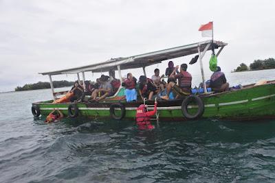 Snorkeling Pulau Air