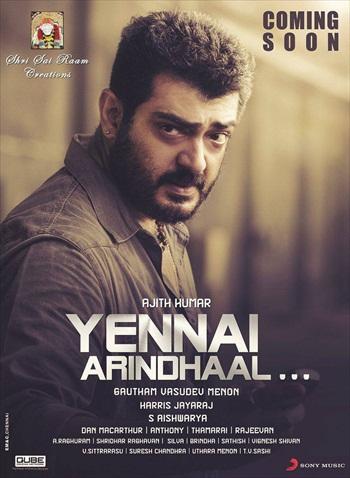 Yennai Arindhaal 2015 UNCUT Dual Audio Hindi 480p HDRip 500mb
