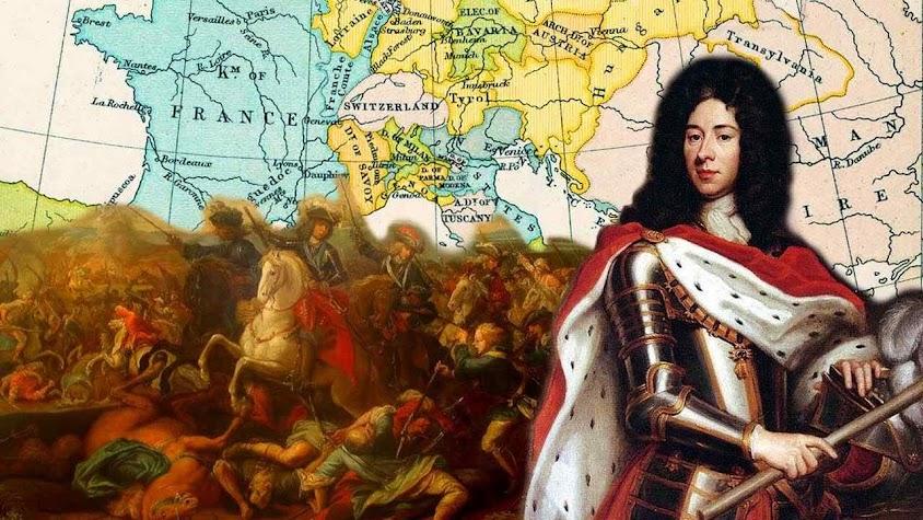 O príncipe Eugênio de Sabóia