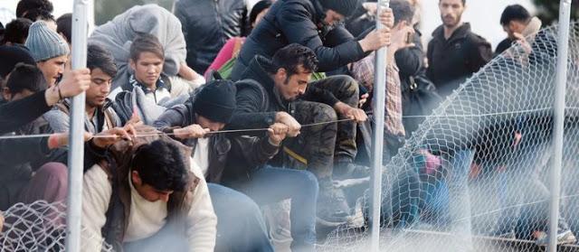 Η ανάπτυξη του Μητσοτάκη έρχεται μέσω των λαθρομεταναστών!