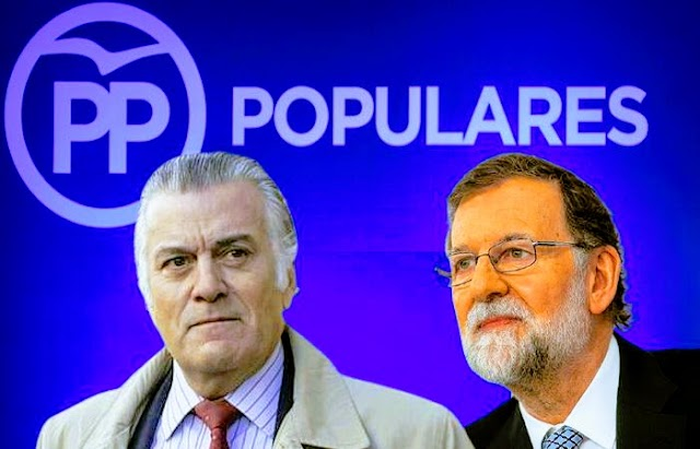 Preso colombiano por caso de la caja B del Partido Popular español negó haber recibido dinero de Luis Bárcenas para borrar audio de Rajoy