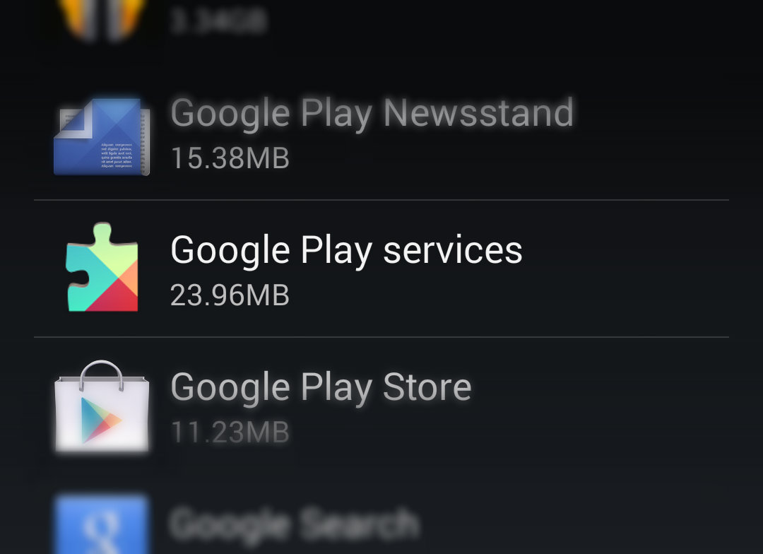 cobalt google play services for blackberry z10