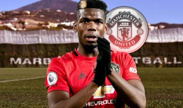 OMG! Man United Drop Paul Pogba At Home For Spain Trip As Solskjaer Reveals Major Transfer Exit Hint