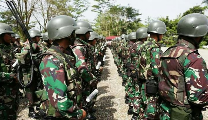 TNI Dan Polri Siapkan Pasukan Khusus
