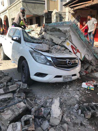Terremoto de 7,2 en Haití (Video).