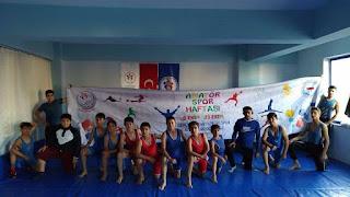 Tatvan'da Ücretsiz Spor Kursları Devam Ediyor