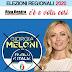 Regionali 2020, Riva Destra: in campo con Fratelli d'Italia. I nostri candidati per regionali ed amministrative