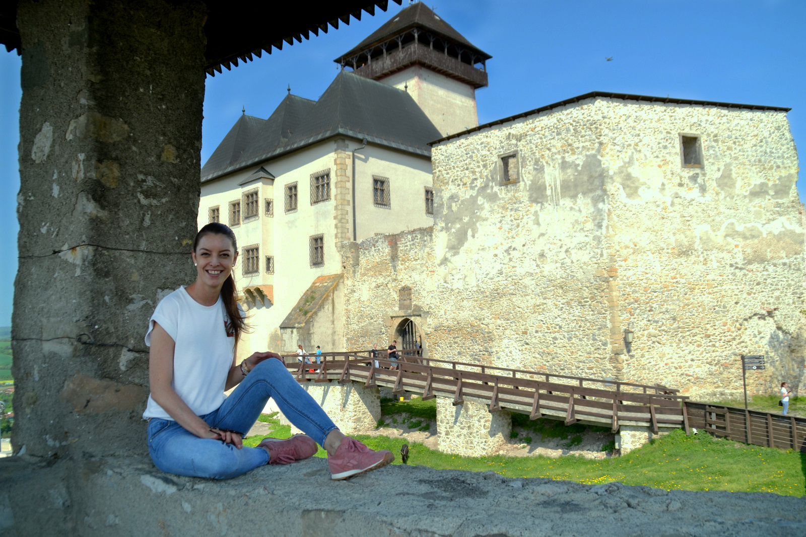 tip na výlet: Trenčín // Trenčiansky hrad