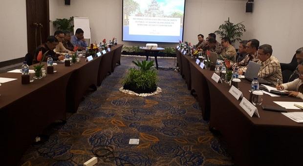 Bakamla RI Hadiri Expert Level Meeting dengan India