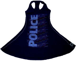 Trendy Remedy Police Dress