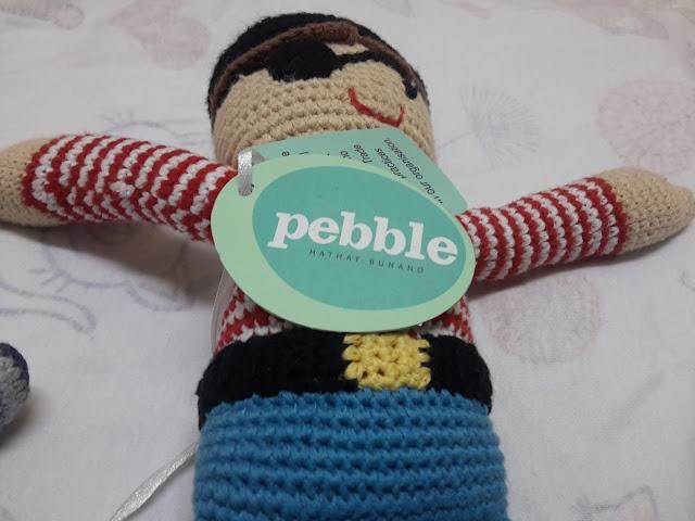 Pebble Soft Toys Untuk Anak-Anak | Lembut dan Boleh Cuci Mesin !