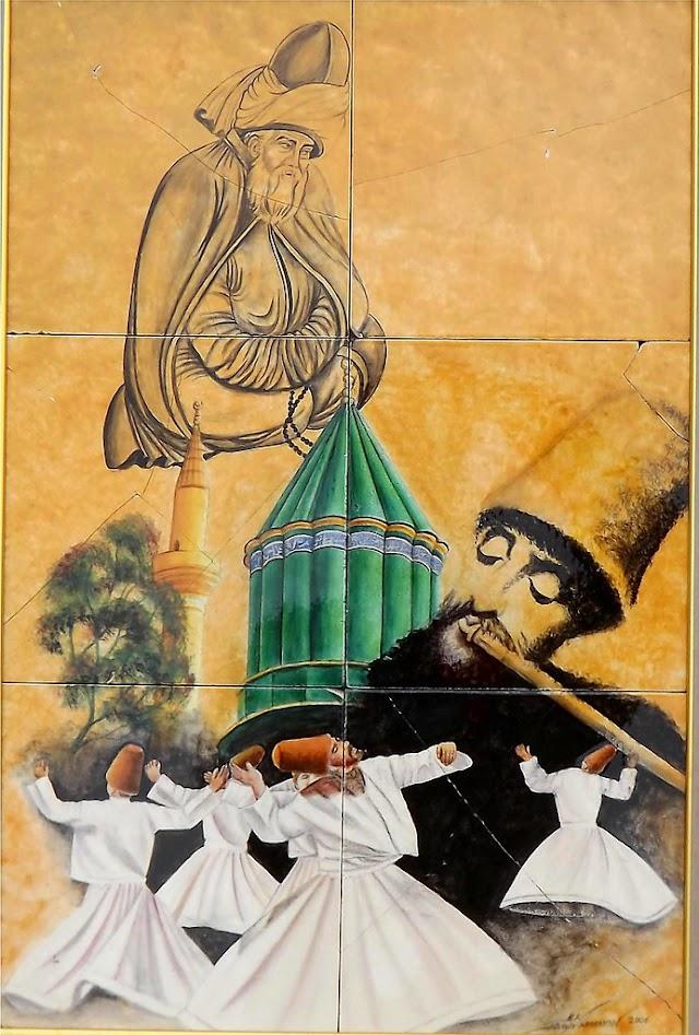 अनमोल वचन :जलालुद्दीन रूमी
