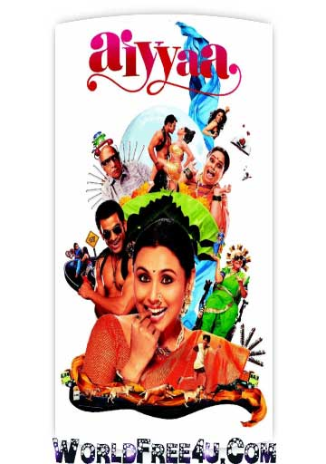 Cover Of Aiyyaa (2012) Hindi Movie Mp3 Songs Free Download Listen Online At worldfree4u.com