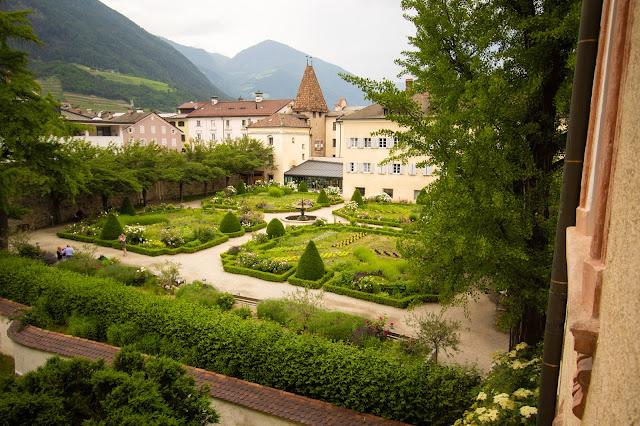 Giardini di palazzo Vescovile-Bressanone